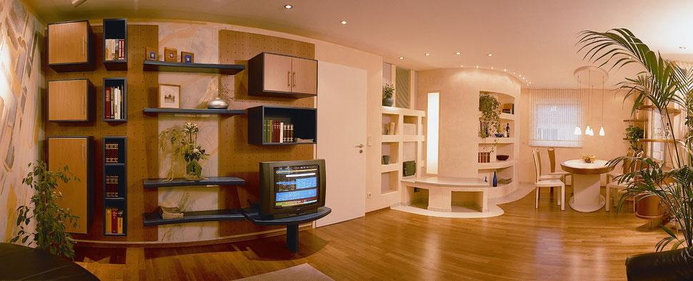 Bild: Wohnzimmermöbel