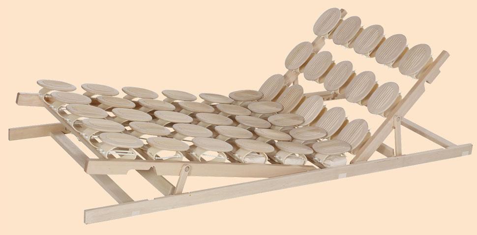 Bild: Relax 2000 mit Sitz-Fußhochstellung