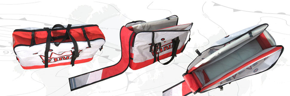 Reisetasche für Chiropraktik Liege - spezielle extra Anfertigung : 95 x 55 x 20cm ( B x H x T ) - mit extra herausnehmbaren Polster - out -