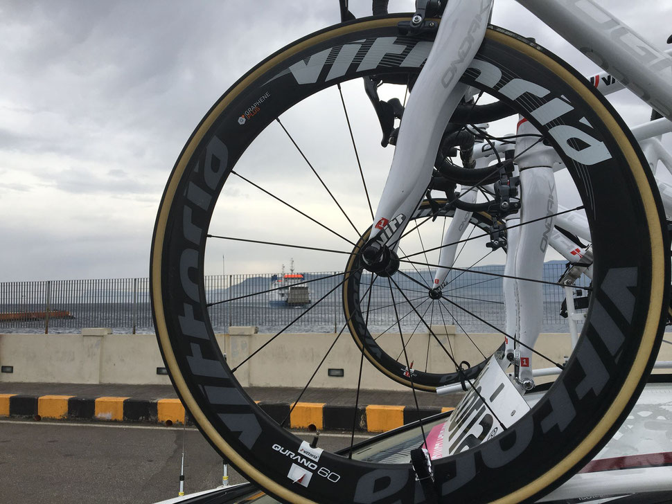 Vittoria Wielen Italian Cycle Experience
