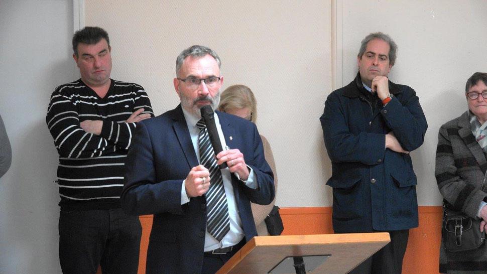 Dominique Moyse est conseiller régional UDI Hauts-de-France.