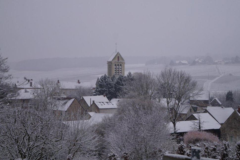 Aisne. La Chapelle-Monthodon.