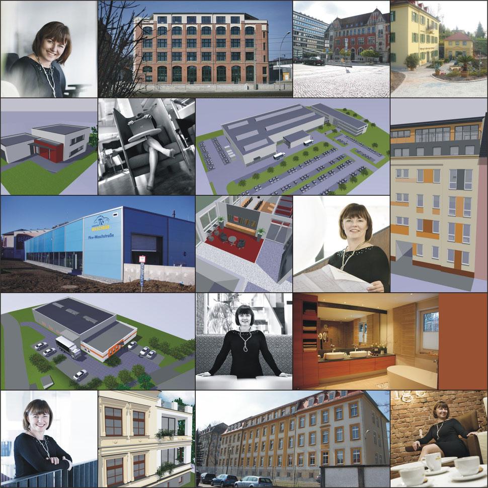 Architekt Chemnitz architekt planungsbüro chemnitz liane remmler