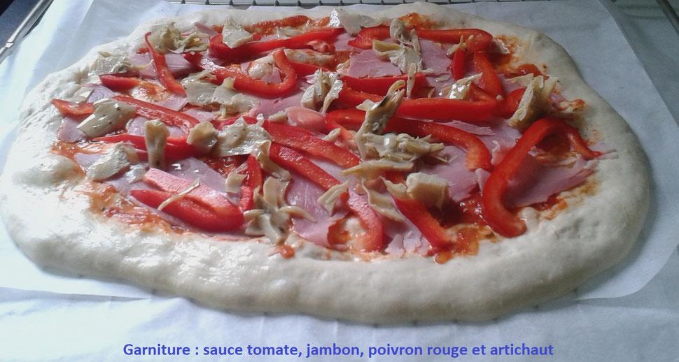 Pizza Epaisse Moelleuse Et Croustillante Site De Ber Nic