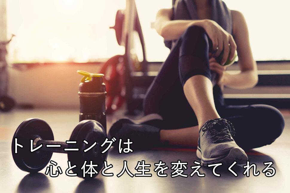 堺市 パーソナルトレーニングジム