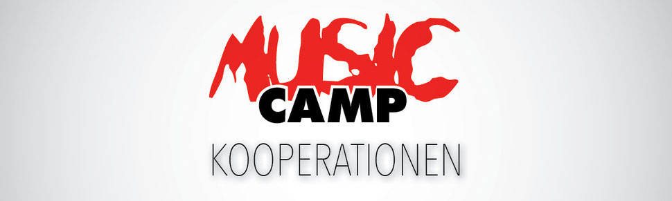 Music Camp Kooperationen