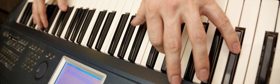 Music Camp - Keyboard