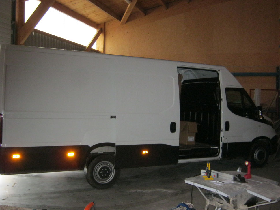 IVECO DAILY L4 - H3