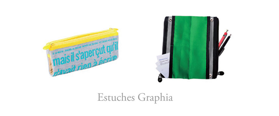 Estuches Graphia