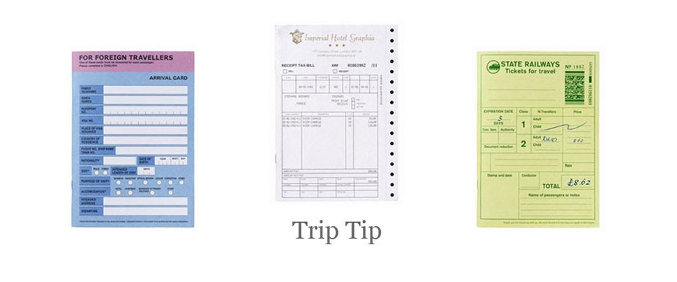 Trip Tip
