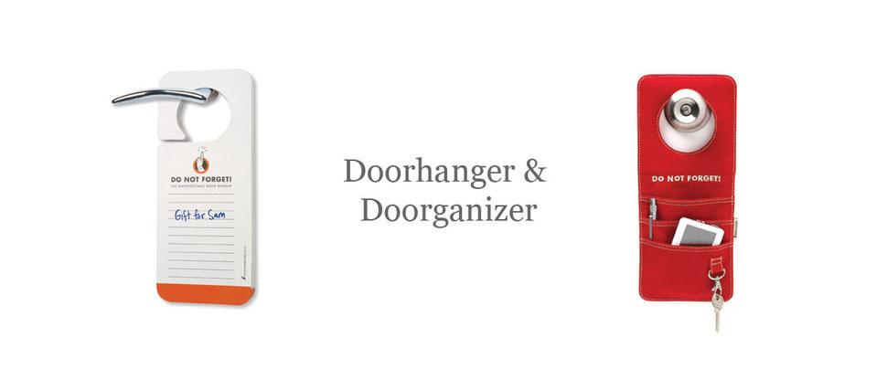 Doorhanger Doorganizer