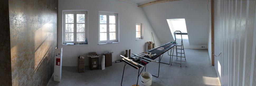Giebelzimmer im DG