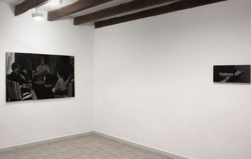 Installation view at Addaya centre d´Art