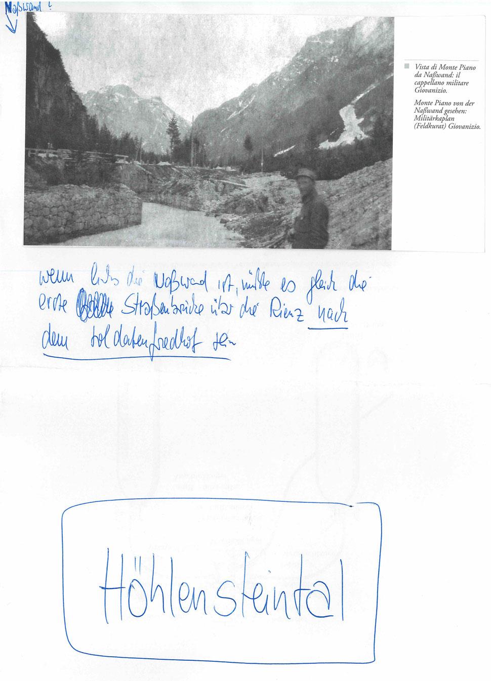 Valle di Landro - Dobbiaco Cortina