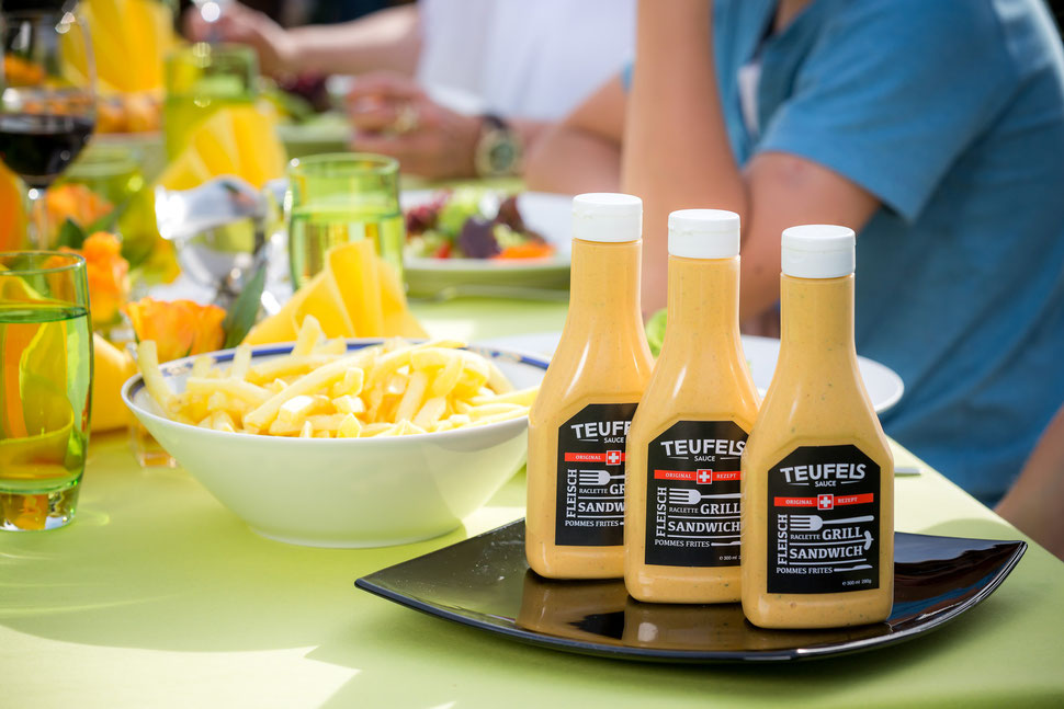 Teufels Sauce by Mampf Food and More