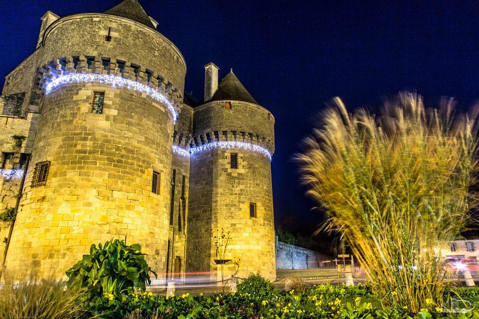 Ville de Guérande, Porte saint michel