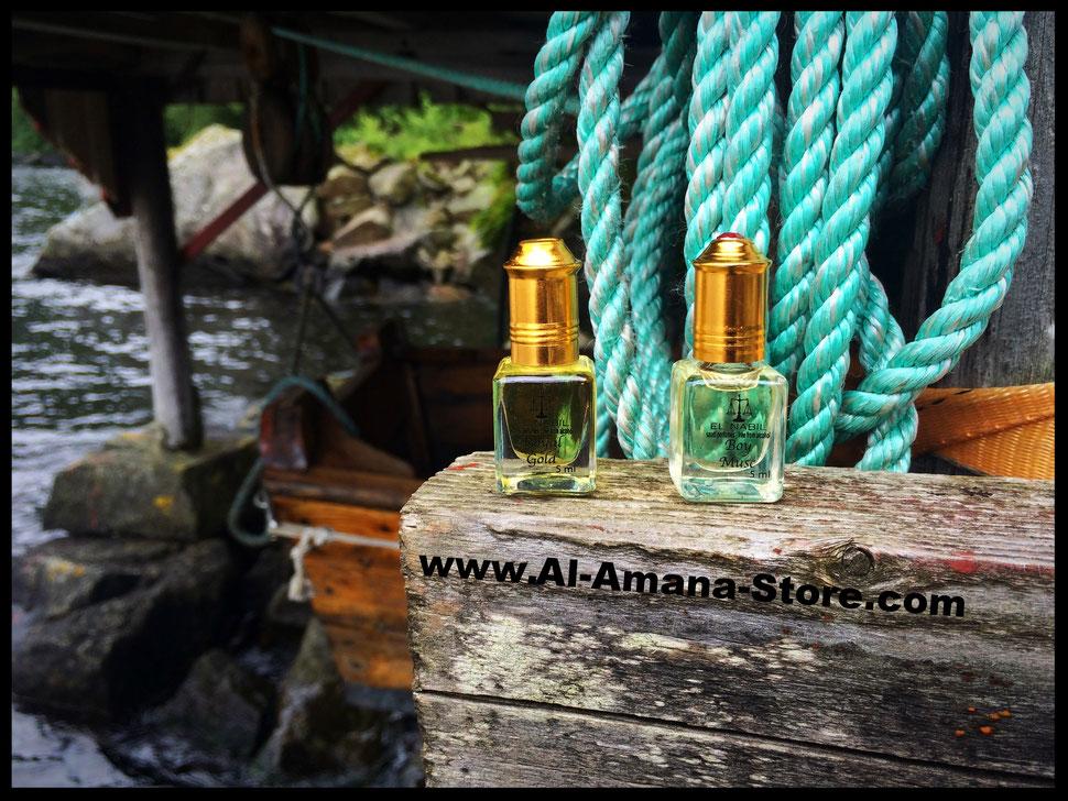 El Nabil Kollektion Duft Misk Musk Parfümöl