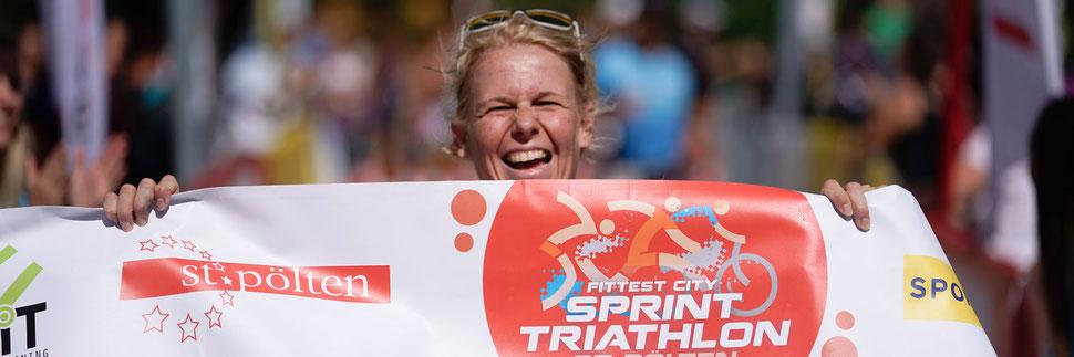 Fittest City Sprint Triathlon St. Pölten