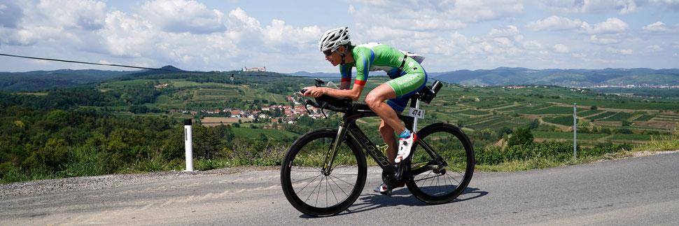 Traismauer Triathlon Michi Weiss