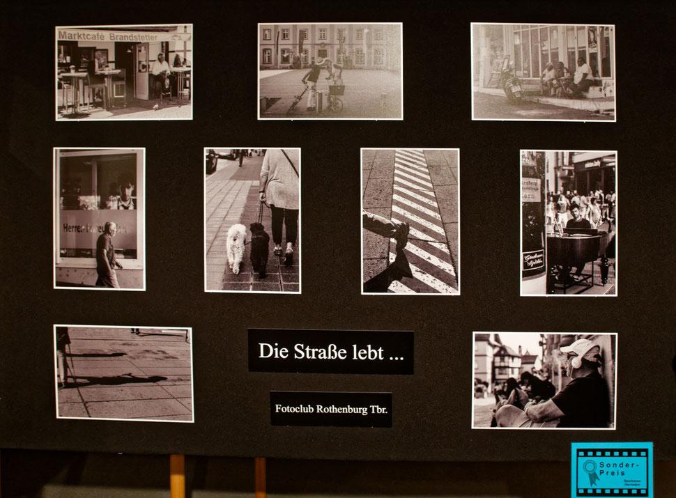 """""""Die Straße lebt"""""""