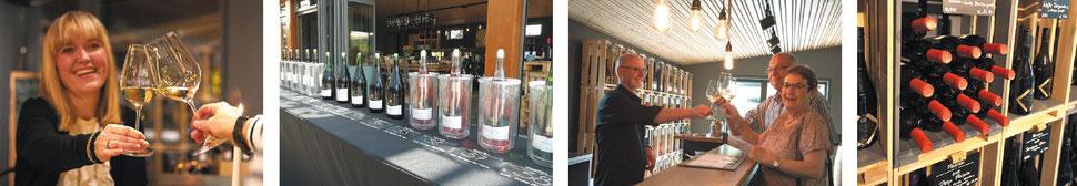 Offene Weinverkostung auf dem Weingut Schönbrunn - Weinevent 2018