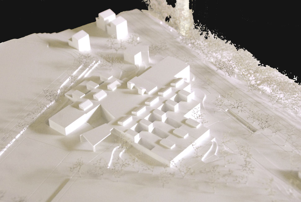 Hopf & Wirth Architekten ETH HTL SIA Winterthur, Wettbewerb Erweiterung Primarschulhaus Steinboden, Eglisau