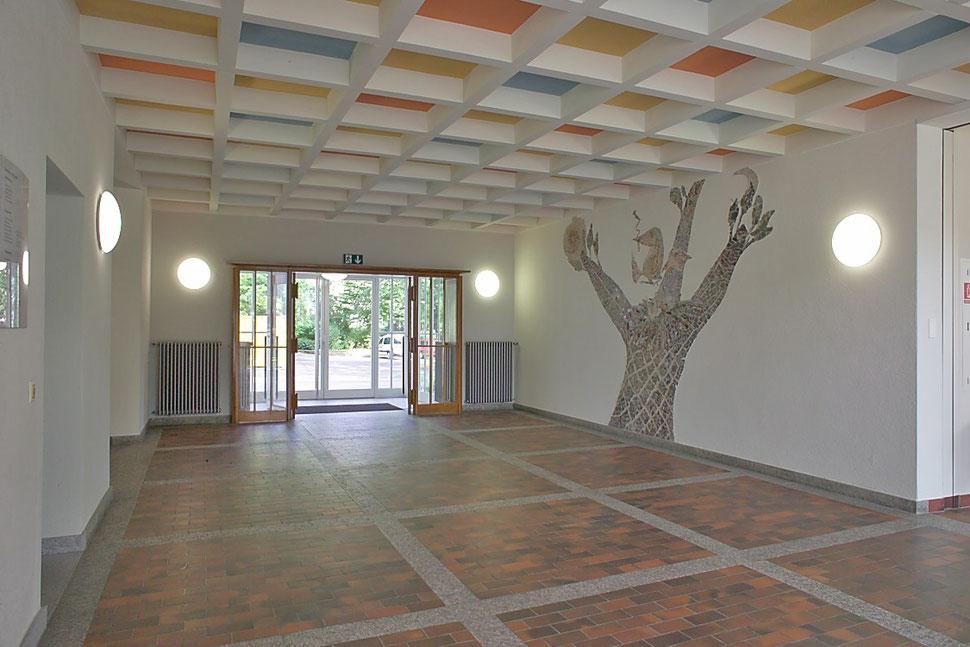 Hopf & Wirth Architekten ETH HTL SIA Winterthur, Neubau Erweiterung / Umbau Schulanlage Feld, Winterthur
