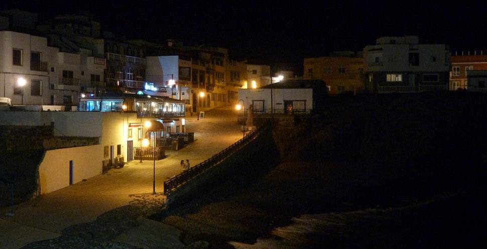 El Cotillo, Fuerteventura - Alter Hafen