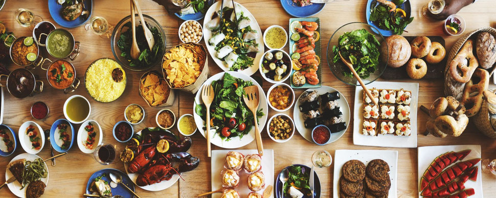 Lebensmittelindustrie Omega Mounting