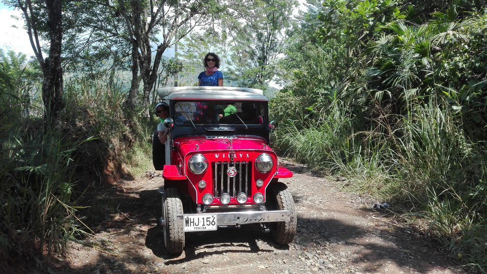 Kaffeeregion Reisen Kolumbien Aktiv Natur individuell Ausflüge