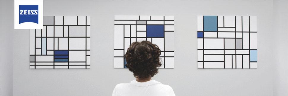 Das Produktportfolio der Einstärkengläser von Carl ZEISS Vision