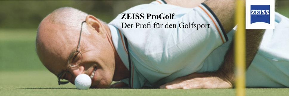 ZEISS Brillengläser ProGolf - Der Profi für den Golfsport