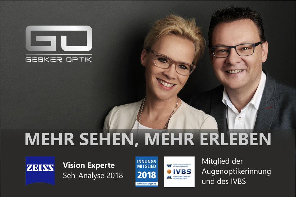 Gebker Optik - Der Augenoptiker in Gronau - Epe