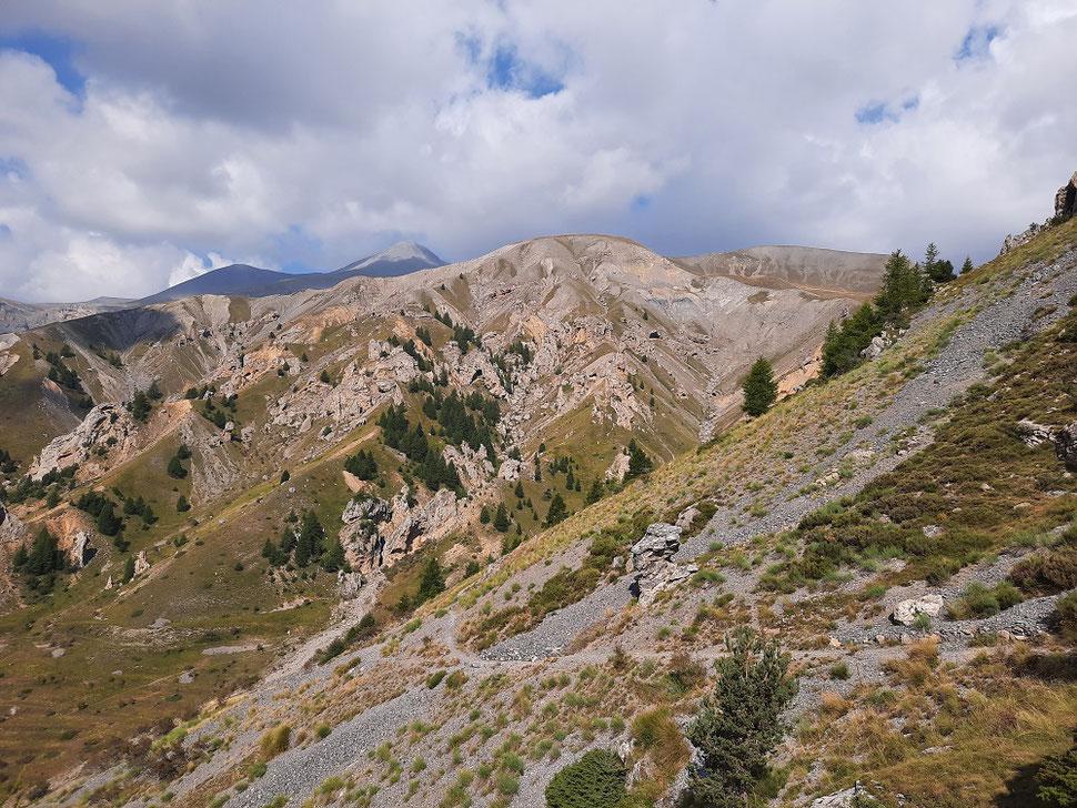 Ces roches photographiées au retour