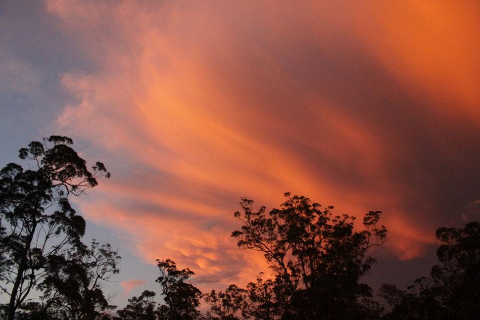 Der Himmel heute Abend - ein Traum