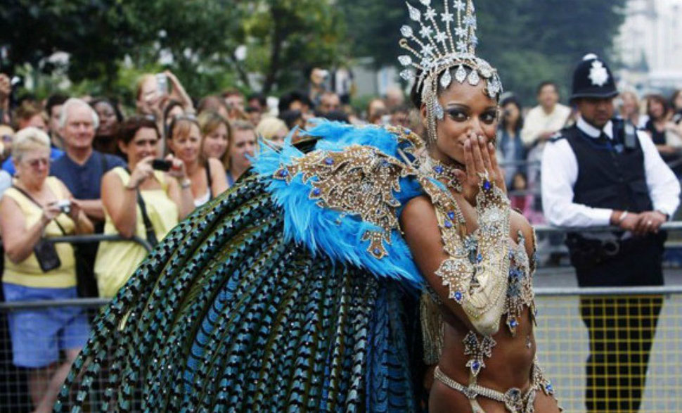 European Best Events - Notting Hill Carnival - Copyright www.thenottinghillcarnival.com- European Best Destinations