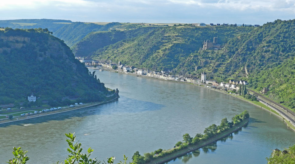 Рейн Санкт-Гоарсхаузен Германия