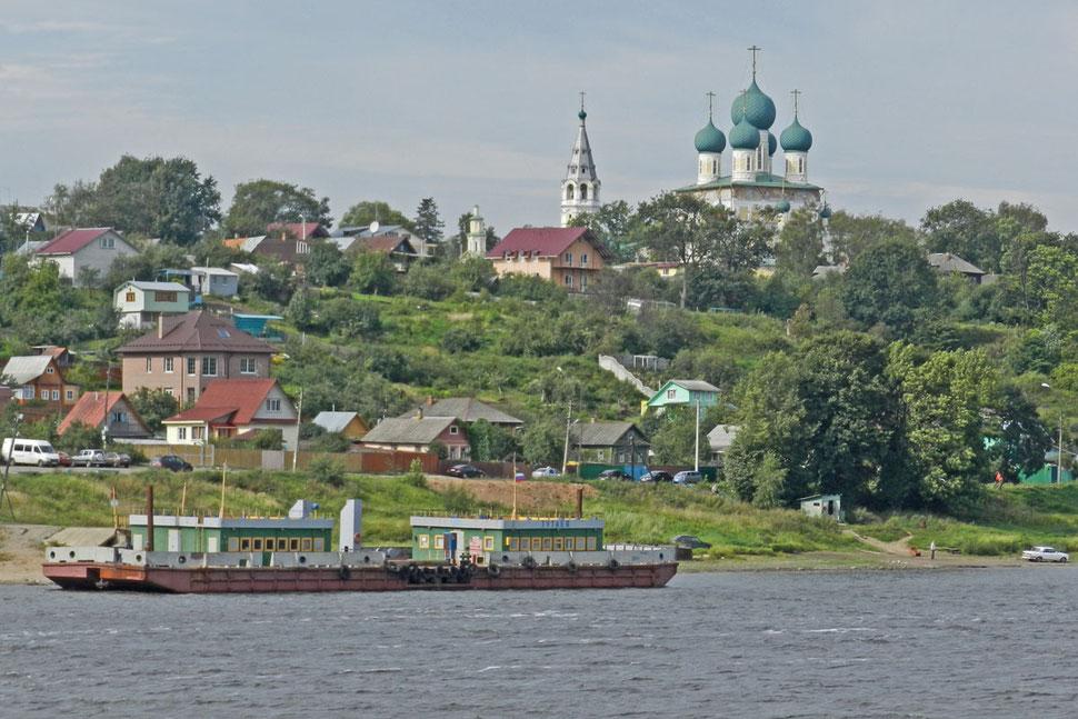 Tutajew Wolga Russland Тутаев Волга