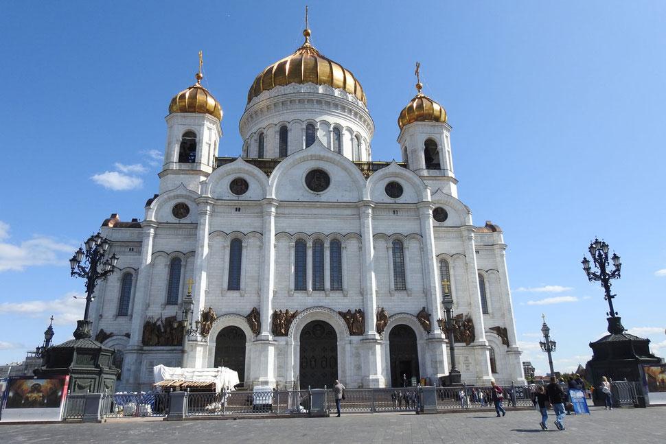 Christ-Erlöser-Kathedrale Moskau