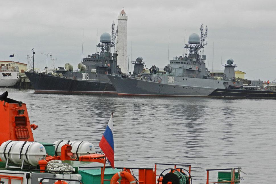 Kronstadt Kriegsschiffe Petersburg