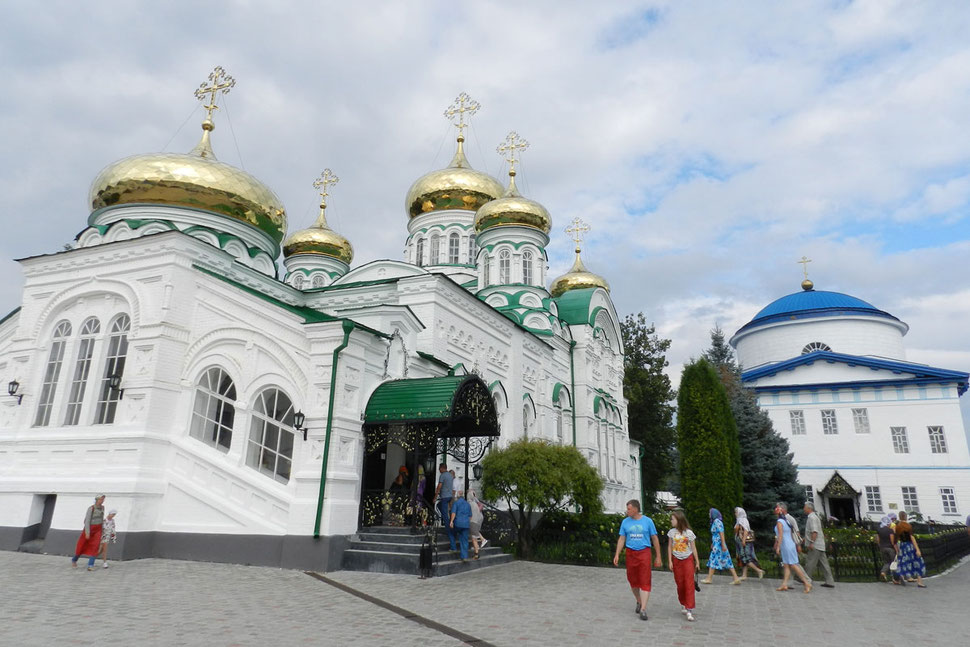 Raifa-Kloster Tatarstan Раифа Раифский монастырь