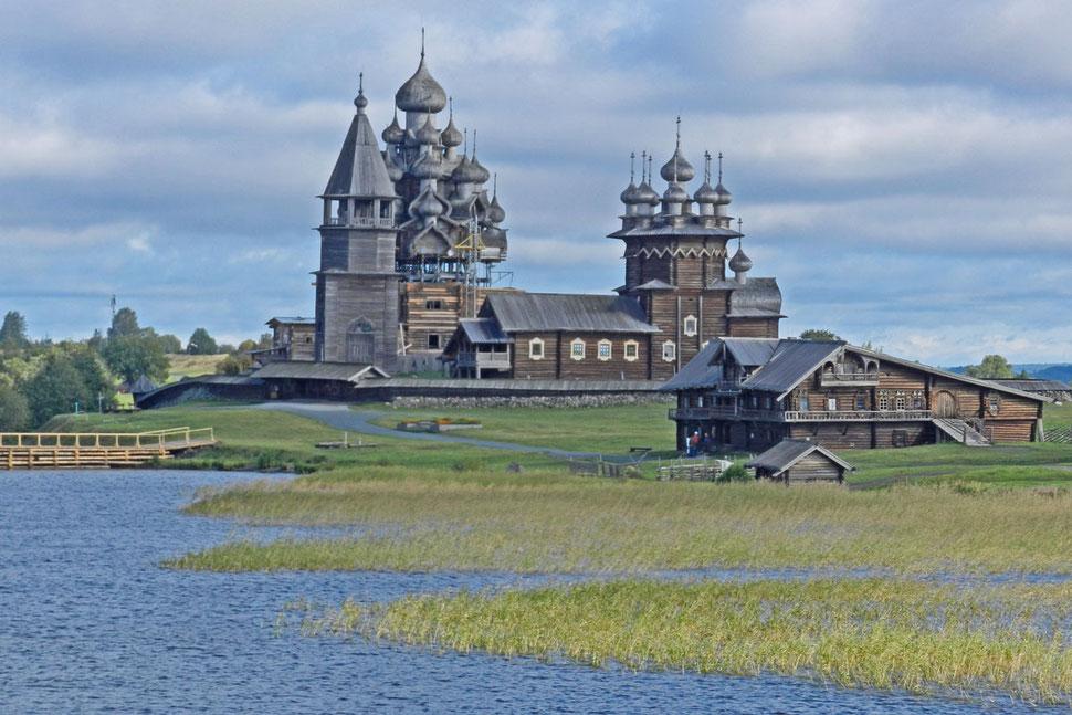 Kischi Insel Karelien