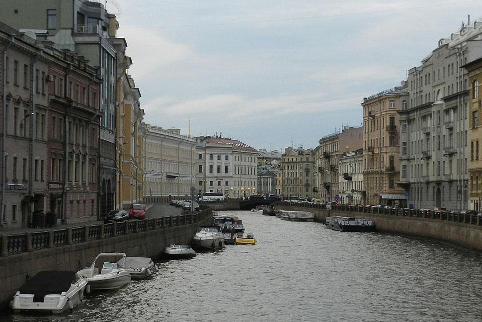 Moika St. Petersburg