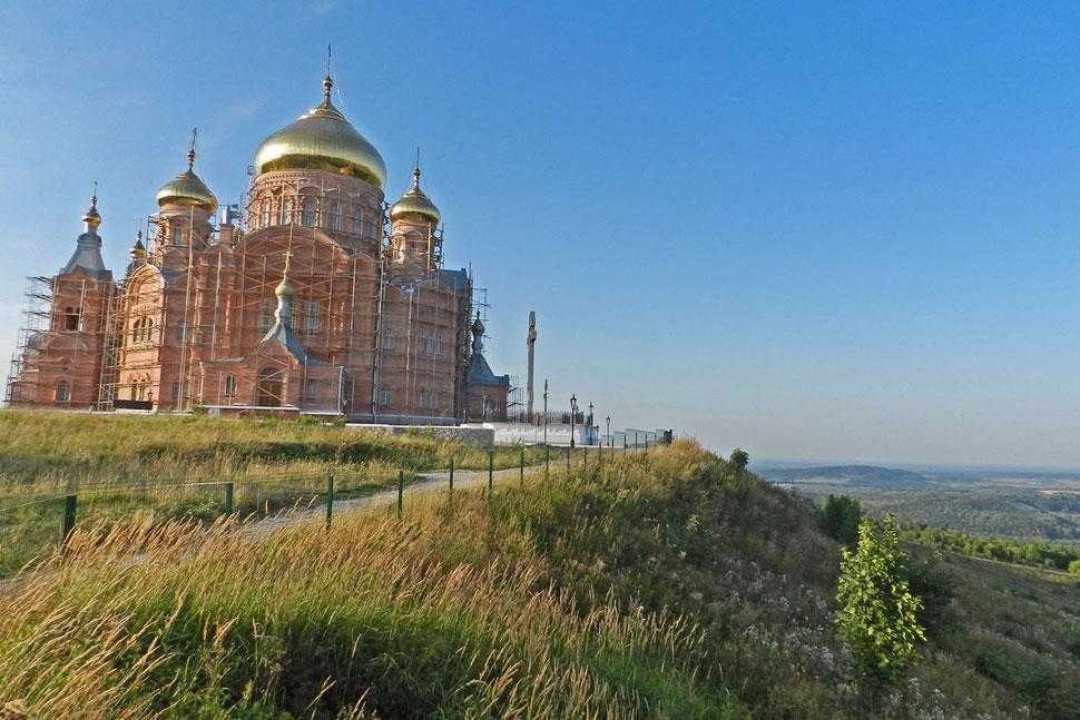 Belogorski-Kloster Perm Russland