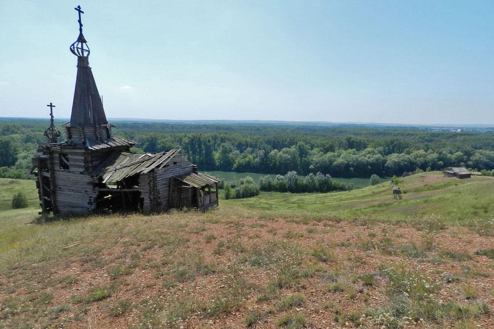 Saraktasch Sakmara Orenburg Krasnaja Gorka