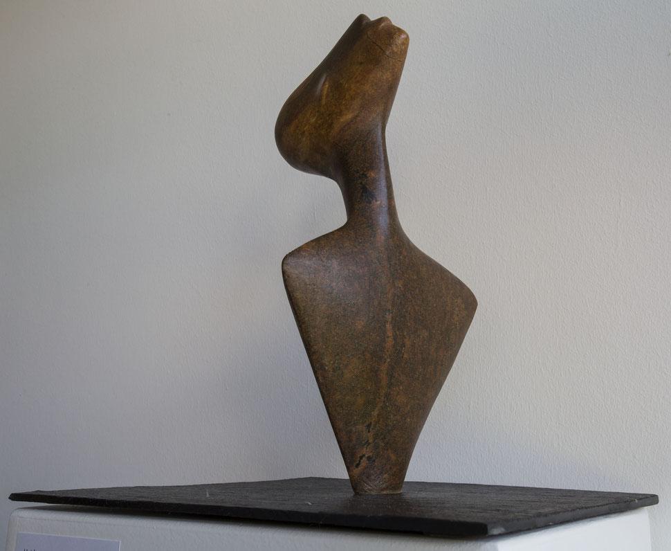 Der Expressionist / Für Georg Heym / Engel der Geschichte