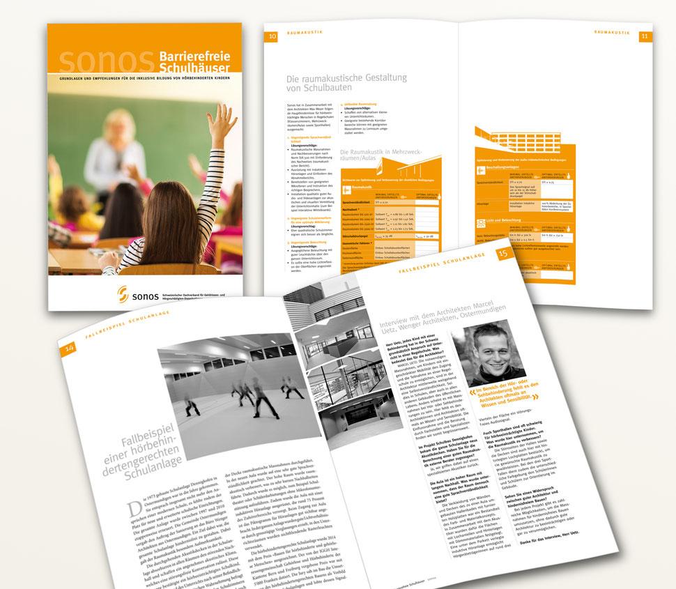 Anja Piffaretti, creative-island.ch: Corporate Design, Unternehmenspublizistik, Editorialdesign, Magazindesign, Magazingestaltung
