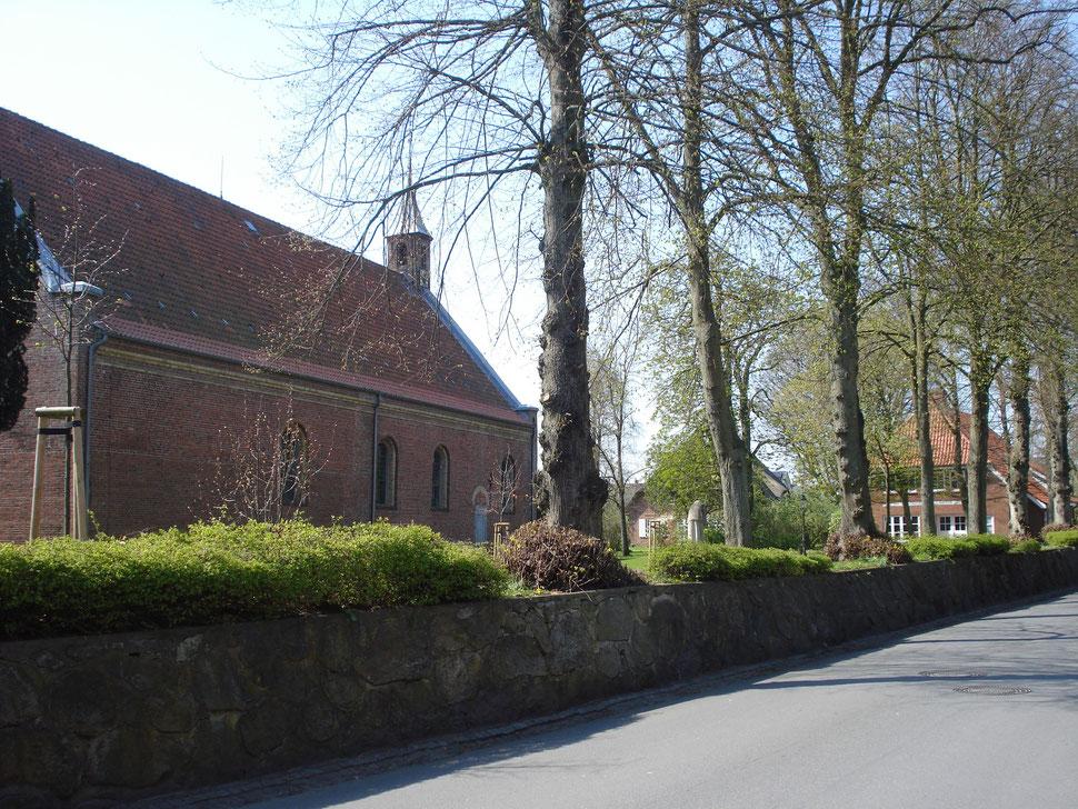 Kirche Niebüll