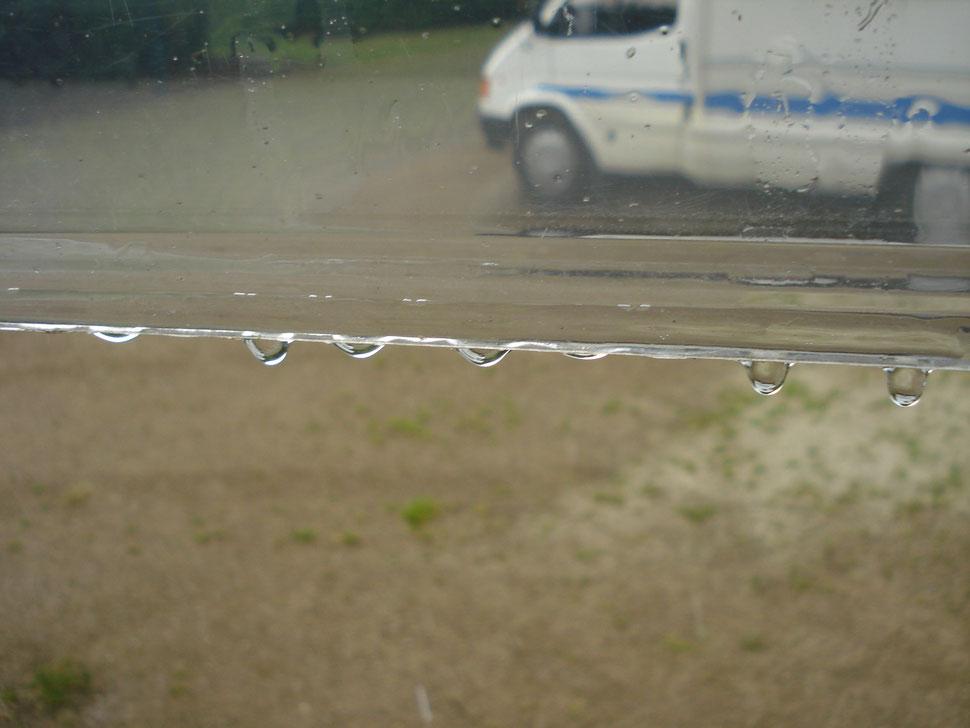 Regen in Bienenbüttel