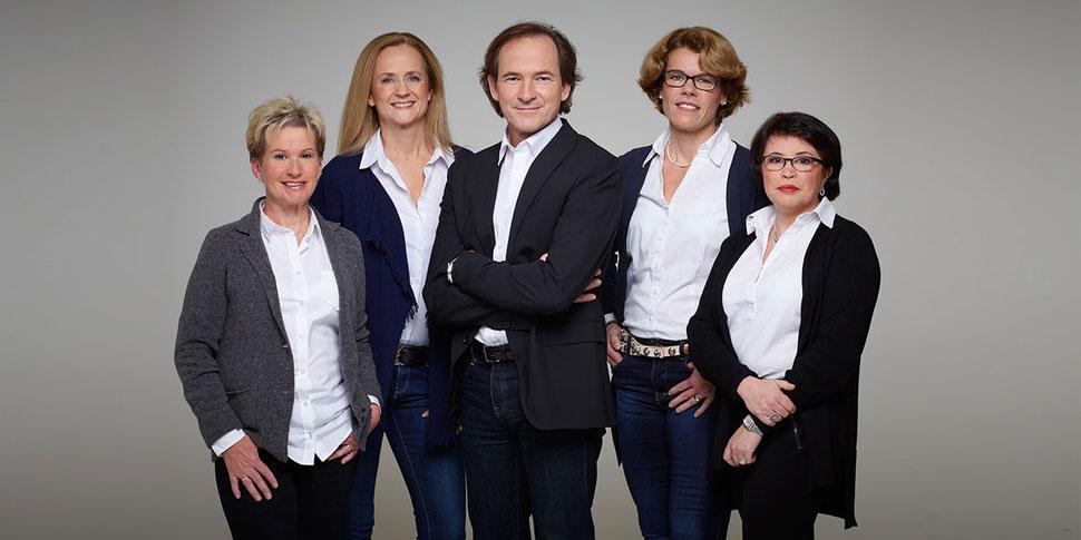 Team der Immobilienverwaltung Lutz